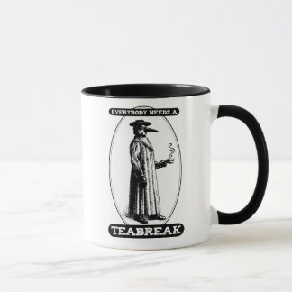 Everybody Needs a Teabreak Mug