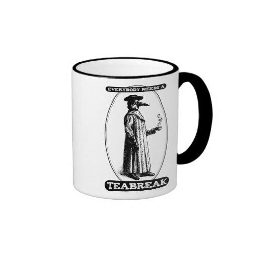 Everybody Needs a Teabreak Mug