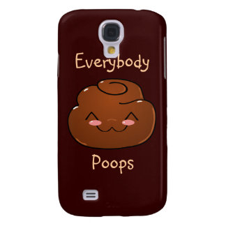 Everybody Poops Happy Poo iPhone 3 Speck Case