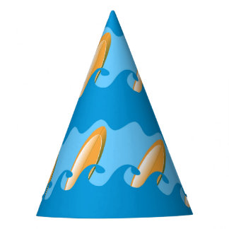 Everybody's Gone Surfin Party Hat