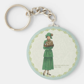 Everyday Fashions: Suite Dress Keychains
