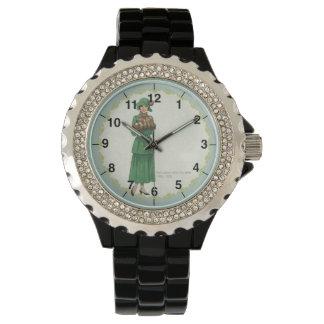 Everyday Fashions: Suite Dress Wristwatch