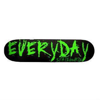 Everyday Graffiti Skateboard Deck