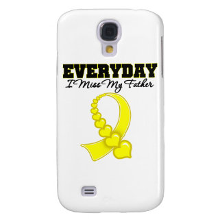 Everyday I Miss My Father Military Galaxy S4 Case