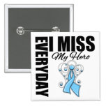 Everyday I Miss My Hero Prostate Cancer