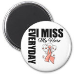Everyday I Miss My Hero Remembrance Uterine Cancer