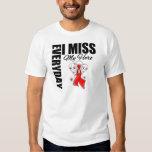 Everyday I Miss My Hero Stroke Disease T-shirts