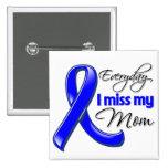 Everyday I Miss My Mum Colon Cancer Pins