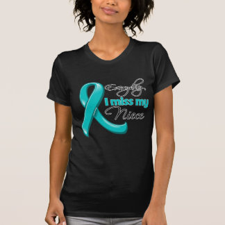 Everyday I Miss My Niece Ovarian Cancer Shirts