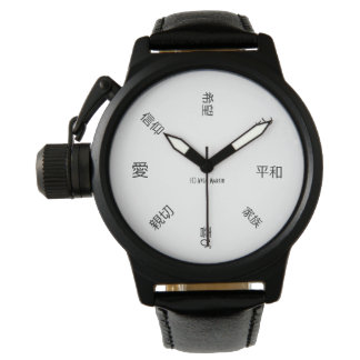 Everyday Inspiration (in Japanese) Wristwatch