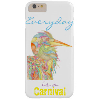Everyday is a Carnival iPhone 6/6s Plus case cover