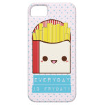 Everyday is Fryday! iPhone 5 Covers