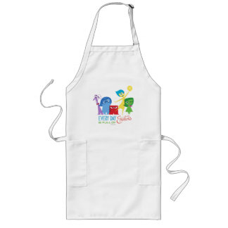 Everyday is Full of Emotions Long Apron