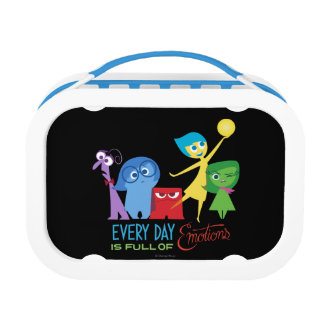 Everyday is Full of Emotions Lunchboxes
