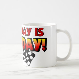 Everyday Is Race Day Mugs