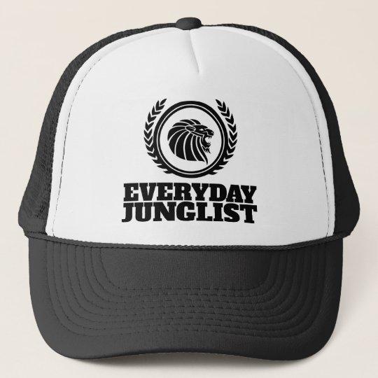 Everyday Junglist Cap - DNB Drum & Bass