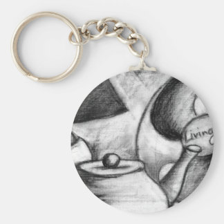 Everyday Objects Key Ring