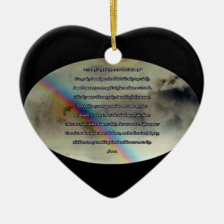 Everyday prayer Ornament