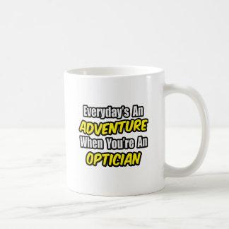 Everyday s An Adventure Optician Mug