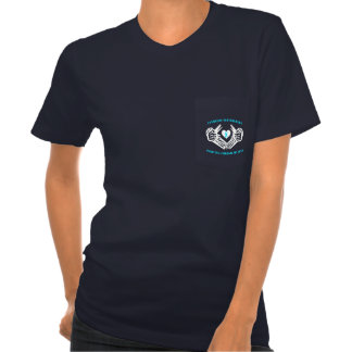 Everyday Superheroes - Chronic Illness pocket T Shirt