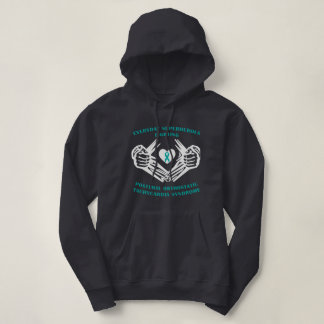 Everyday Superheroes POTS - two sided sweatshirt