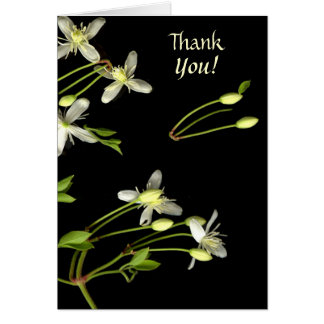 Everyday Thank you card