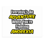Everyday's An Adventure...Anorexia