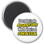 Everyday's An Adventure...Paralegal