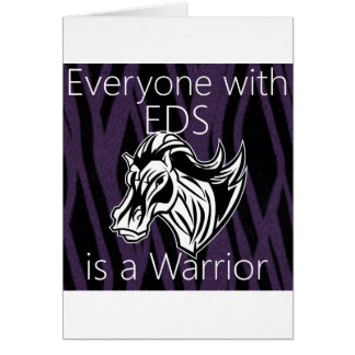 Everyone is a warrior.png cards