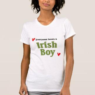 Everyone love a Irish Boy Shirt