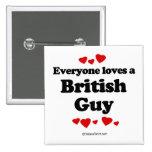 Everyone loves a British guy Pins