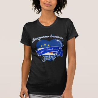 Everyone Loves a Cape Verdean girl T-shirts
