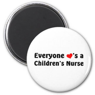 Everyone loves a Children's Nurse Refrigerator Magnets