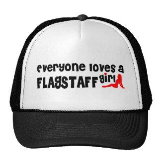 Everyone loves a Flagstaff girl Cap