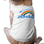 Everyone loves a Lesbian Sleeveless Dog Shirt
