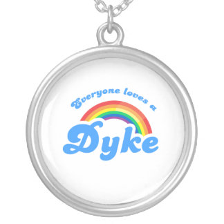 Everyone loves a ... round pendant necklace