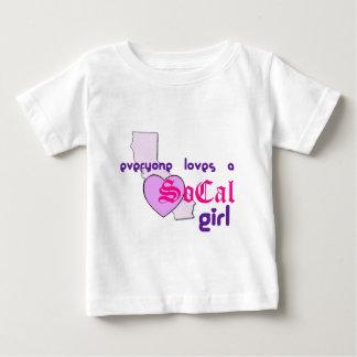 """""""Everyone loves a SoCal Girl"""" Tee Shirts"""