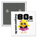 Everyone Loves An 80s Chick