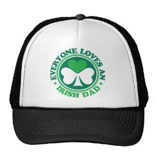 Everyone Loves an Irish Dad Trucker Hat