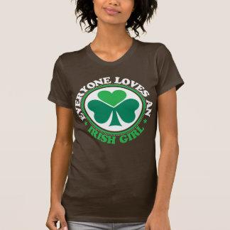 Everyone Loves an Irish Girl - White Shirts