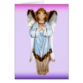 Everyone needs an angel, SOMETIME Greeting Card