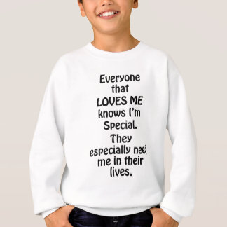 Everyone Special Sweatshirt