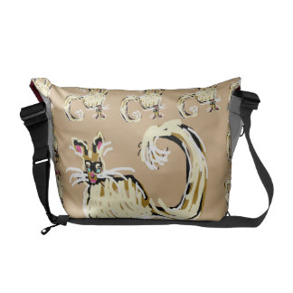 Everything Cats Design Commuter Bag