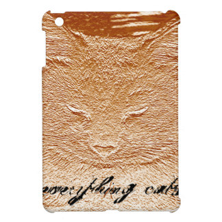 Everything Cats Design iPad Mini Covers