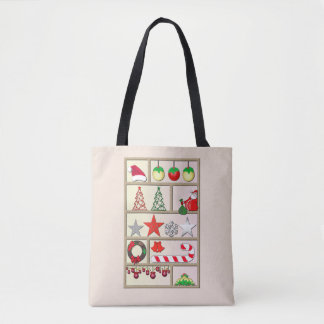 Everything Christmas Christmas Tote Bag