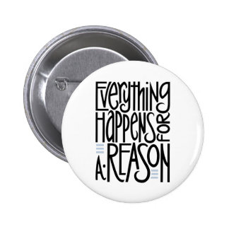 Everything Happens black Button