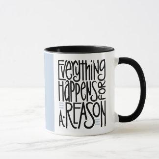 Everything Happens Mug