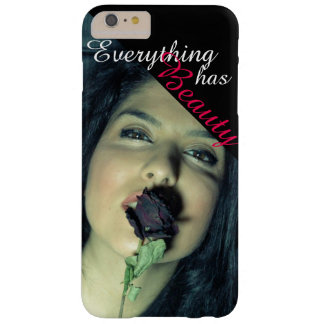 Everything has Beauty Barely There iPhone 6 Plus Case