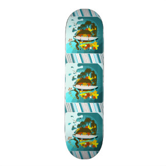 Everything Is Better At The Beach Skateboards