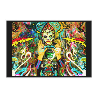 Everything is Energy !!! Gallery Wrapped Canvas